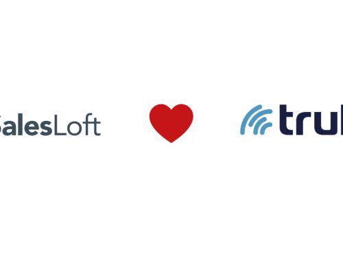 Product Release: SalesLoft Integration
